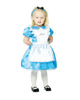 Alice dress with headband